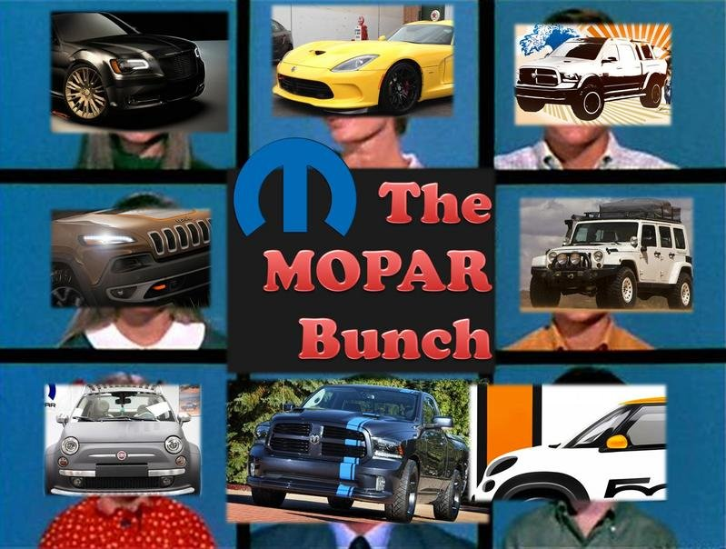 MOPAR Goes All Out For SEMA With 20+ Concepts