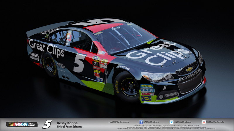 NASCAR The Game: 2013 Adds SummerHeat and Homestead Customizations