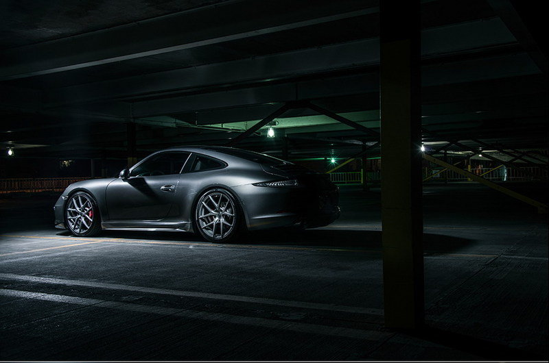 2013 Porsche 911 Carrera V-GT by Vorsteiner High Resolution Exterior - image 528204