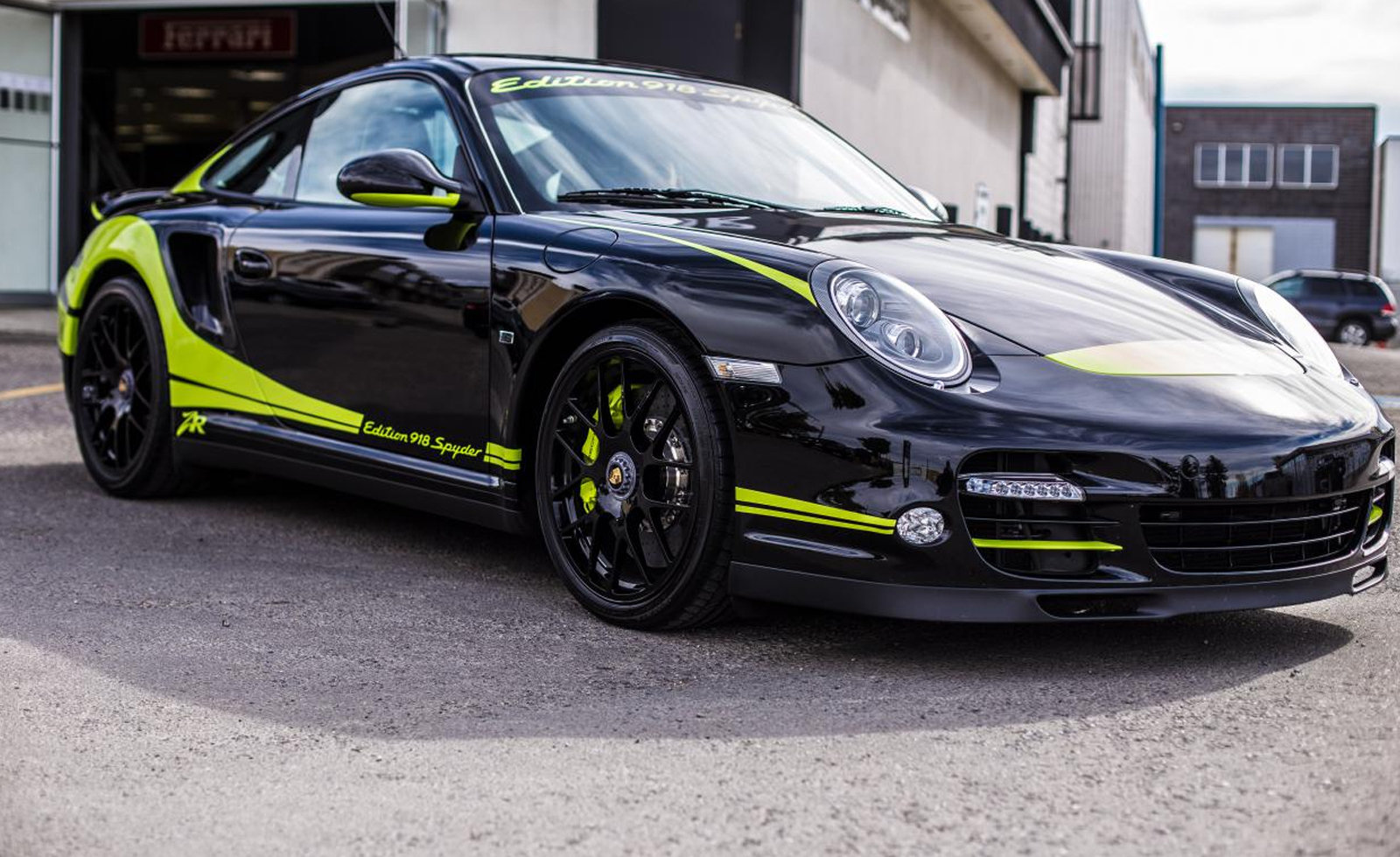 2011 porsche 911 turbo s edition 918 spyder by zr auto picture 528390 car review top speed. Black Bedroom Furniture Sets. Home Design Ideas