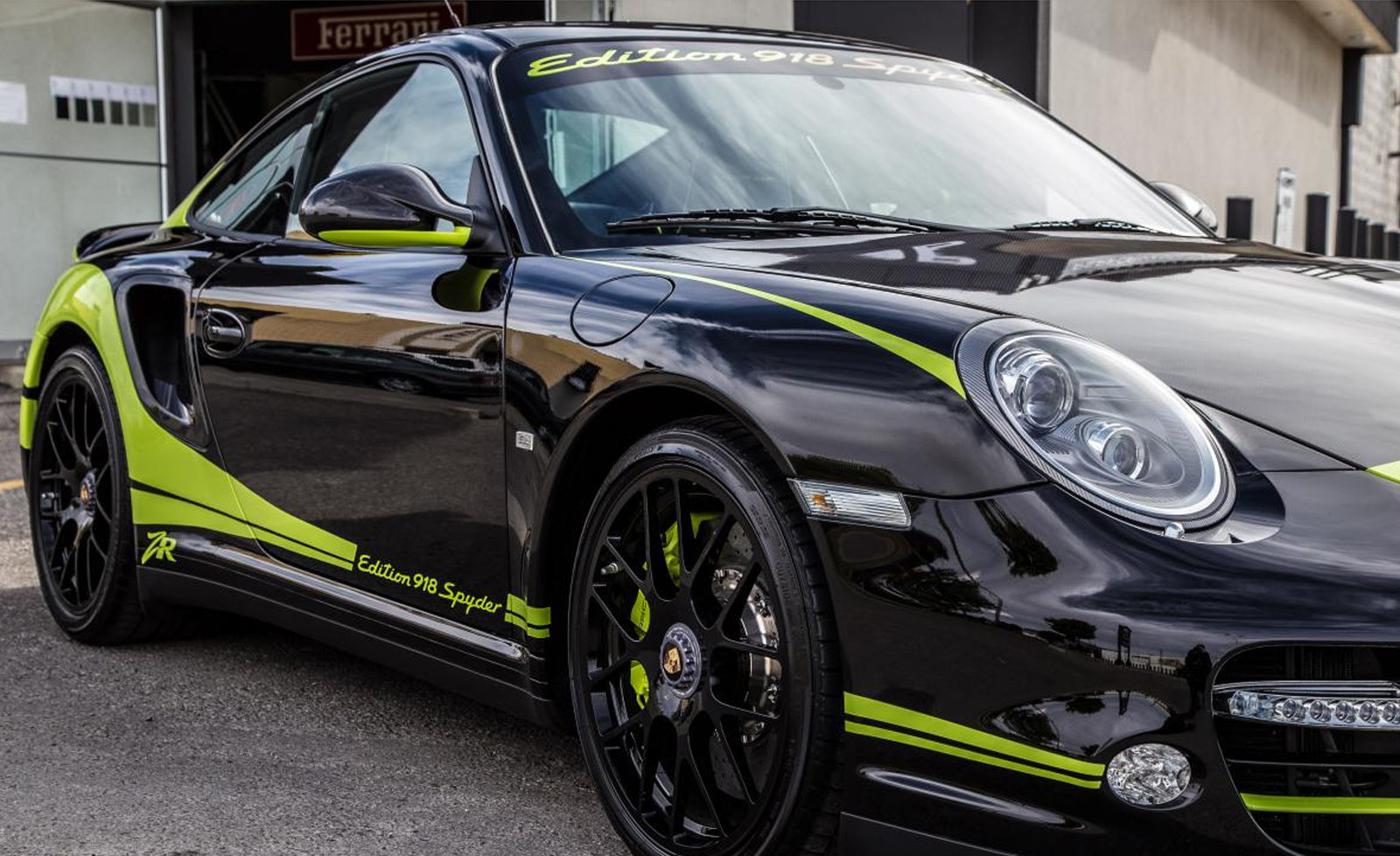 2011 porsche 911 turbo s edition 918 spyder by zr auto picture 528391 car review top speed. Black Bedroom Furniture Sets. Home Design Ideas