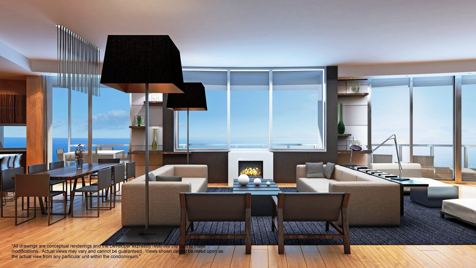 porsche design tower miami breaks ground with 2016 move in dates planned picture 529211. Black Bedroom Furniture Sets. Home Design Ideas