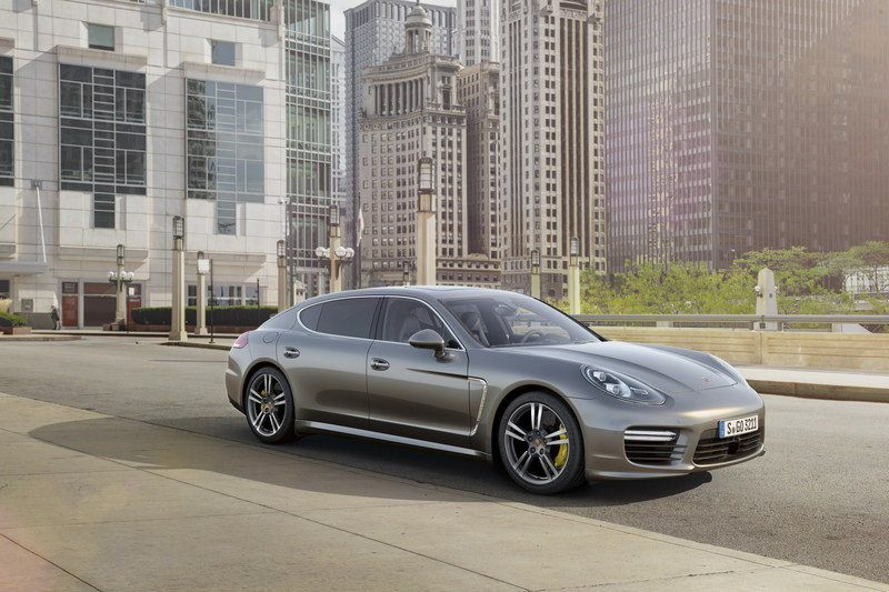 2014 Porsche Panamera Turbo S High Resolution Exterior - image 530684