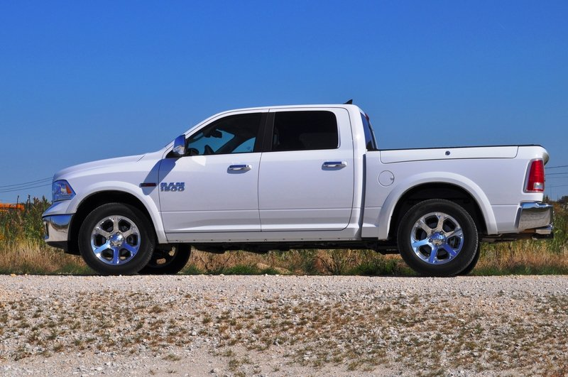 2014 Ram 1500 EcoDiesel - Driven High Resolution Exterior - image 527554