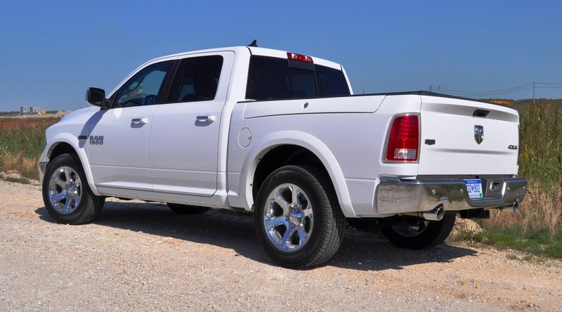 2014 Ram 1500 EcoDiesel - Driven High Resolution Exterior - image 527561