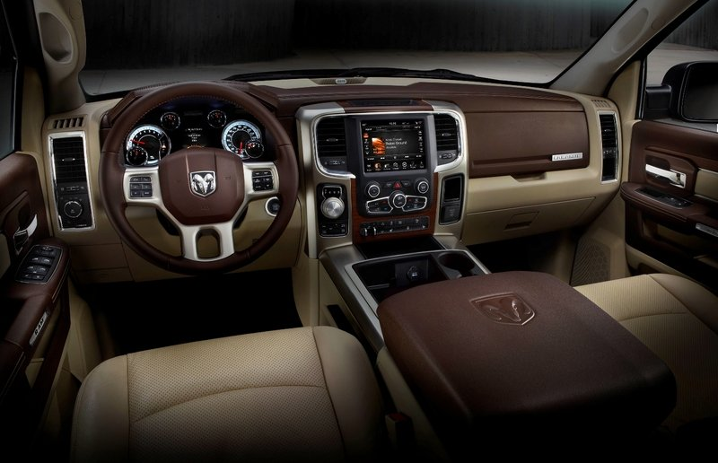 2014 Ram 1500 EcoDiesel - Driven High Resolution Interior - image 527566