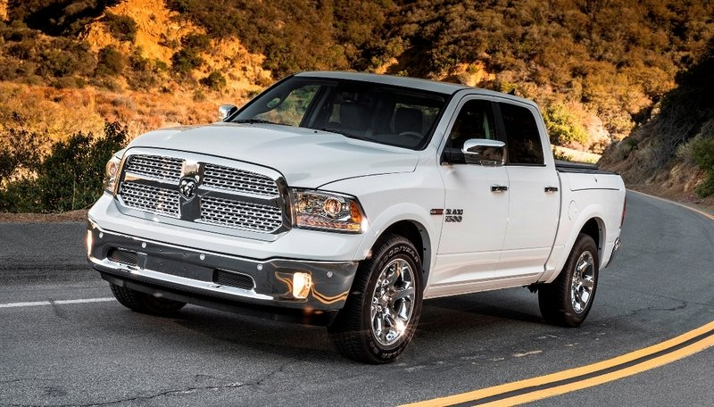 2014 Ram 1500 EcoDiesel - Driven High Resolution Exterior - image 527579