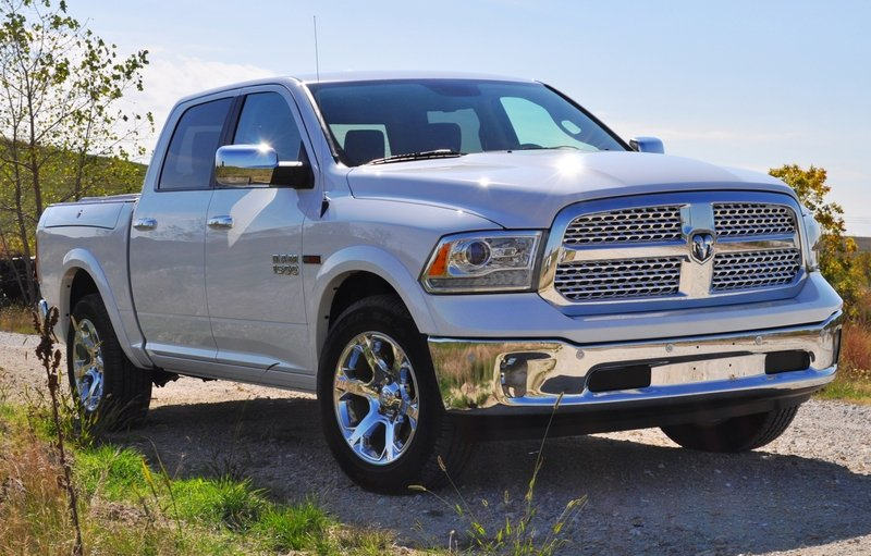 2014 Ram 1500 EcoDiesel - Driven High Resolution Exterior - image 527552