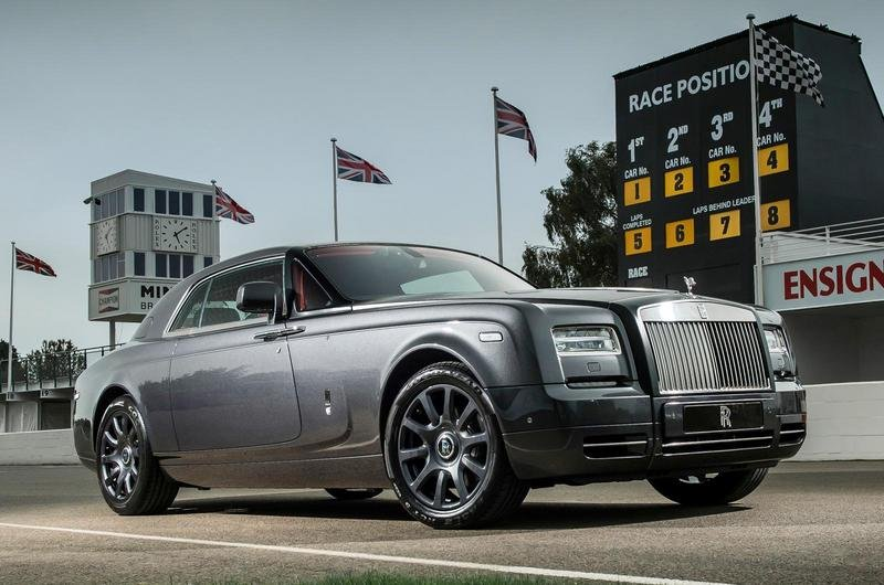 2013 Rolls-Royce Phantom Bespoke Chicane Coupe