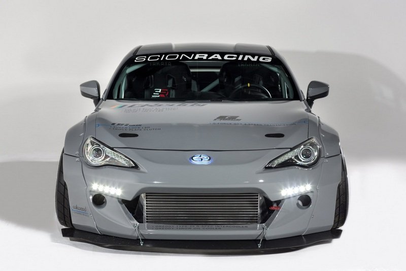 2013 Scion FR-S Racing Drift by GReddy Performance