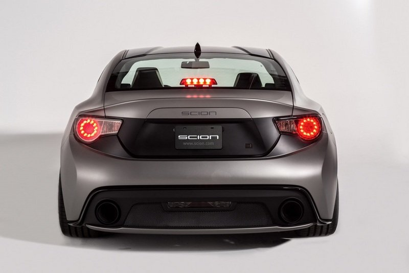 2013 Scion FR-S Style J/Urban GT Sport Coupe High Resolution Exterior - image 530692
