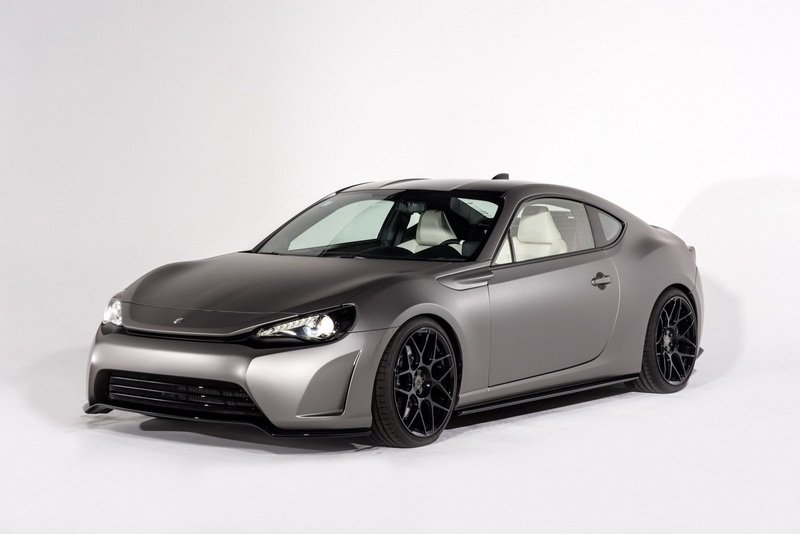 2013 Scion FR-S Style J/Urban GT Sport Coupe High Resolution Exterior - image 530696