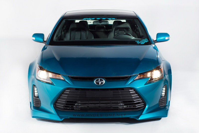 2014 Scion Simpli-tC by Young Tea High Resolution Exterior - image 530733