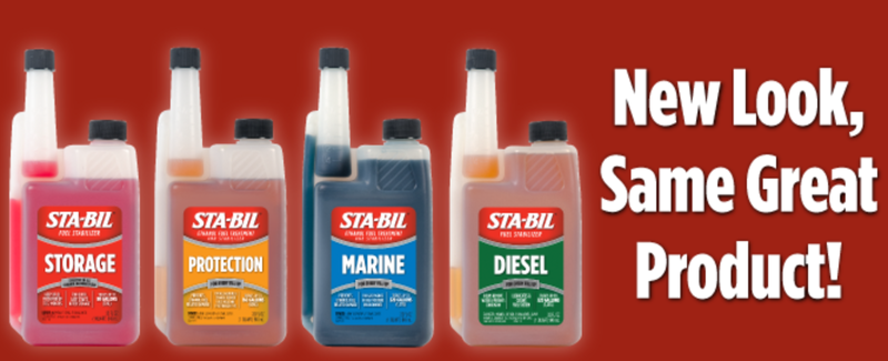 TopSpeed Recommends: STA-BIL Fuel Treatment Before Winter Storage of Classic Cars