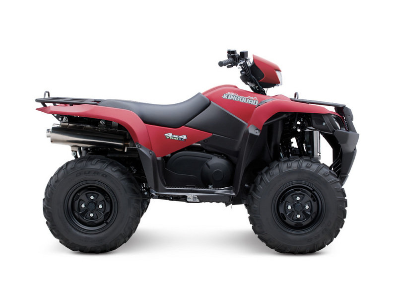 Suzuki KingQuad 750AXi Limited Edition