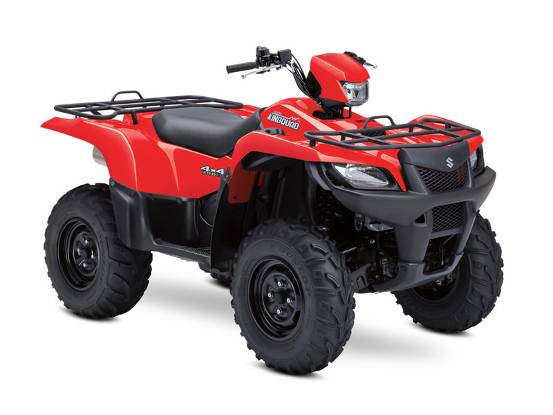 2014 Suzuki KingQuad 750AXi Power Steering High Resolution Exterior - image 527090