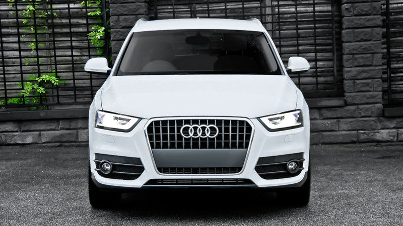 2013 Audi Q3 2.0 TDI by Kahn Design