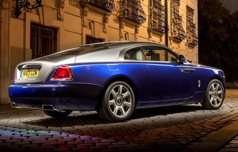 TopSpeed Design Showdown: 2014 Rolls-Royce Wraith vs 2013 S-Class Coupe Concept High Resolution Exterior - image 530035