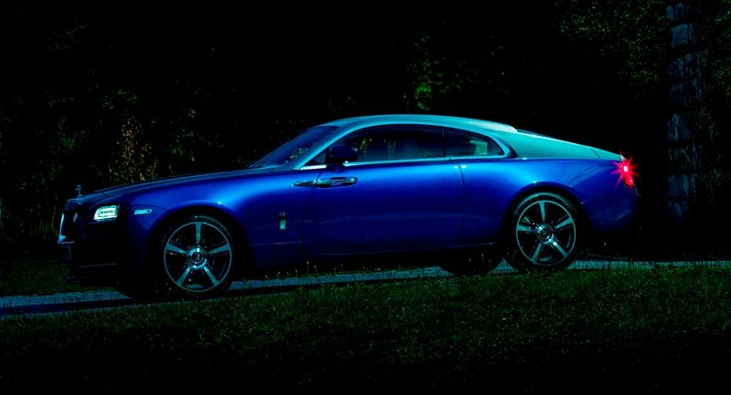 TopSpeed Design Showdown: 2014 Rolls-Royce Wraith vs 2013 S-Class Coupe Concept High Resolution Exterior - image 530039