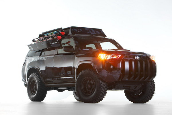 2014 Toyota 4runner Ultimate Dream Ski Car Review Top