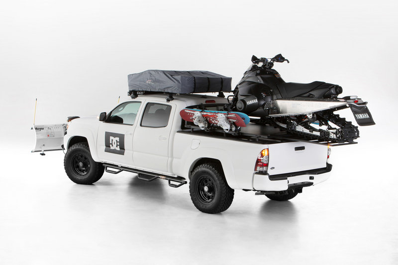 bf8f22a2c97d 2014 Toyota Tacoma By DC Shoes High Resolution Exterior - image 530766