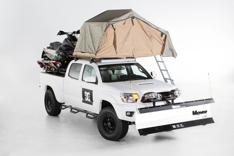 2014 Toyota Tacoma By DC Shoes