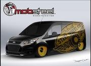 Vandemonium Hits Fever Pitch With 10 Customized Ford Transit Connect Vehicles - image 530201