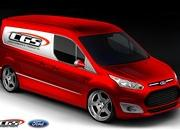 Vandemonium Hits Fever Pitch With 10 Customized Ford Transit Connect Vehicles - image 530200