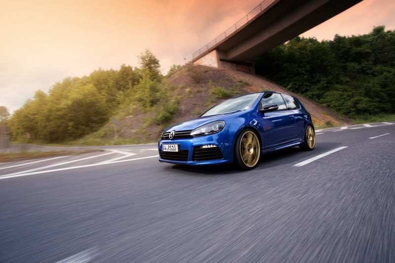 2013 Volkswagen Golf R by ALPHA-N Performance High Resolution Exterior - image 529617