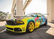 2014 Ford Mustang Roush Performance Pirelli World Challenge Racecar - image 531927