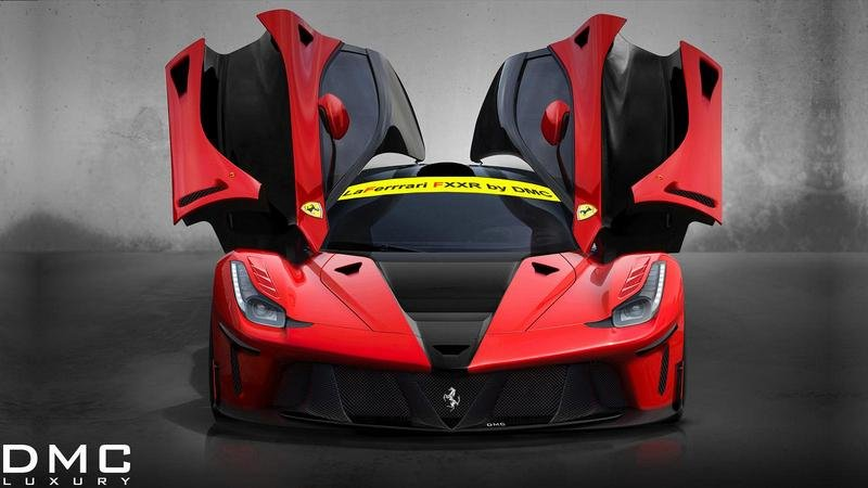 2014 Ferrari LaFerrari FXXR by DMC High Resolution Exterior - image 533735
