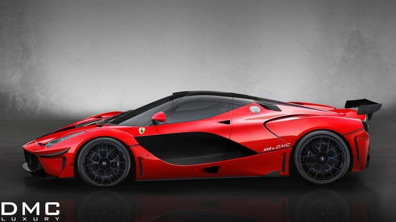 2014 Ferrari LaFerrari FXXR by DMC High Resolution Exterior - image 533734