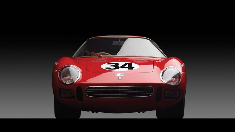 1964 Ferrari 250 LM Fetches $14 Million at Auction High Resolution Exterior - image 534126