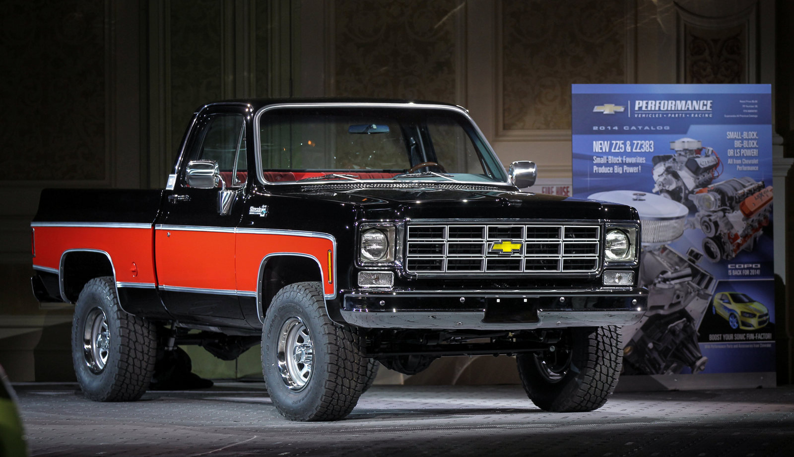 1978 Chevy K1500 With E-Rod Connect And Cruise Kit | Top Speed