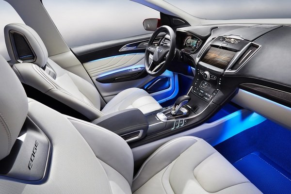 2013 ford edge concept car review top speed - 2013 ford explorer interior parts ...
