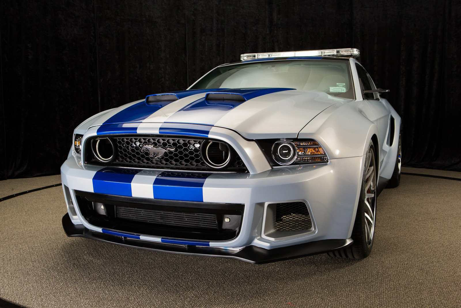 2013 Ford Mustang Shelby Gt500 Need For Speed Edition Top Speed