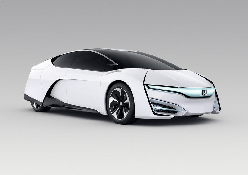 2013 Honda FCEV Concept High Resolution Exterior Wallpaper quality - image 533378