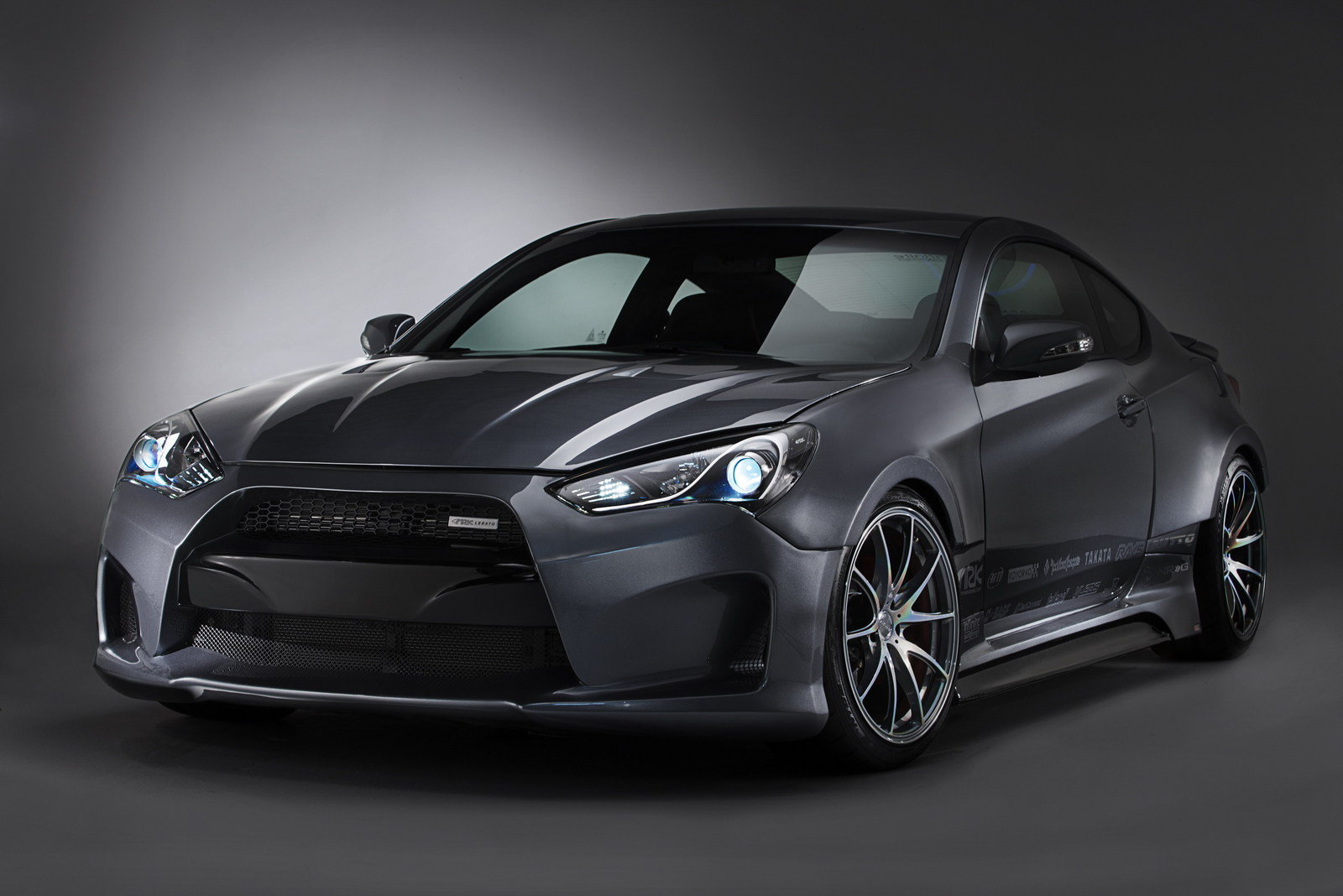 2013 Hyundai Genesis Coupe Legato Concept By Ark