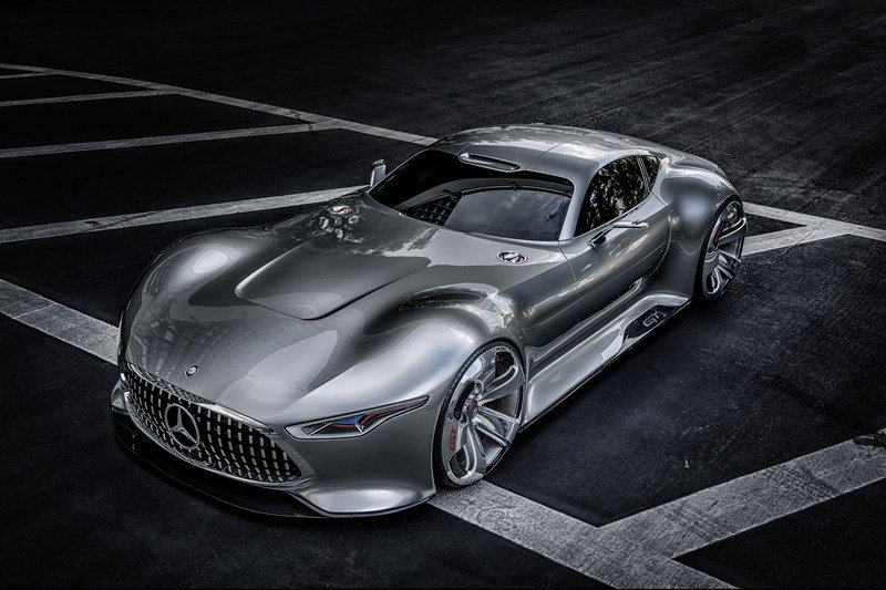 2013 Mercedes-Benz Vision Gran Turismo Concept High Resolution Exterior Wallpaper quality - image 532428