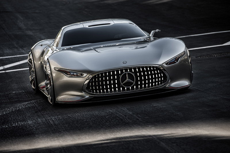 2013 Mercedes-Benz Vision Gran Turismo Concept High Resolution Exterior - image 532430