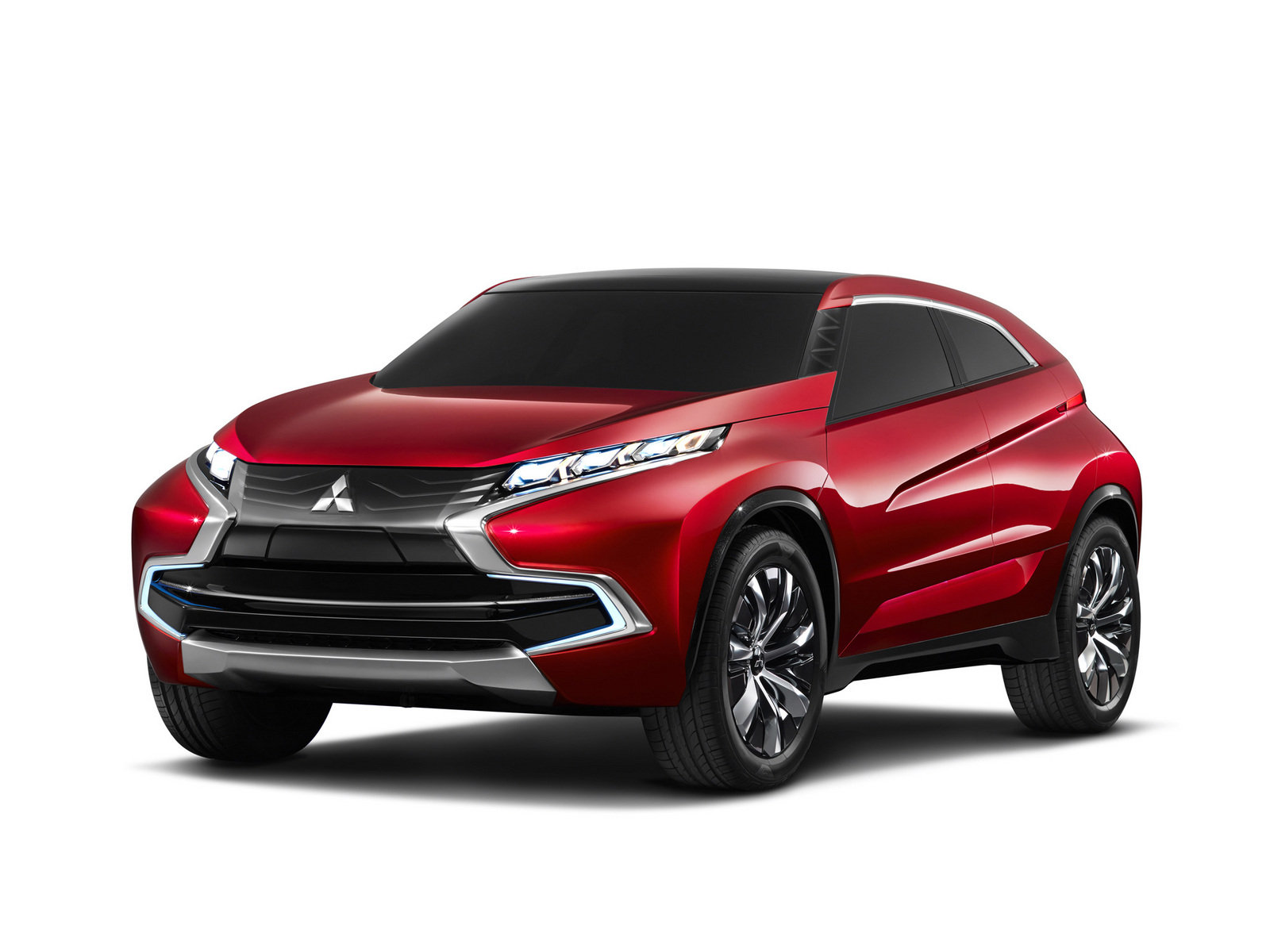 2013 mitsubishi xr phev concept review top speed