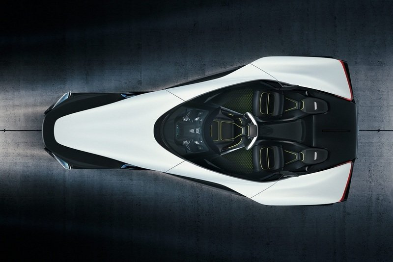 2013 Nissan Bladeglider Concept High Resolution Exterior - image 531730