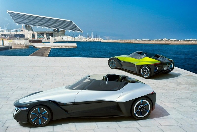 2013 Nissan Bladeglider Concept High Resolution Exterior - image 531724