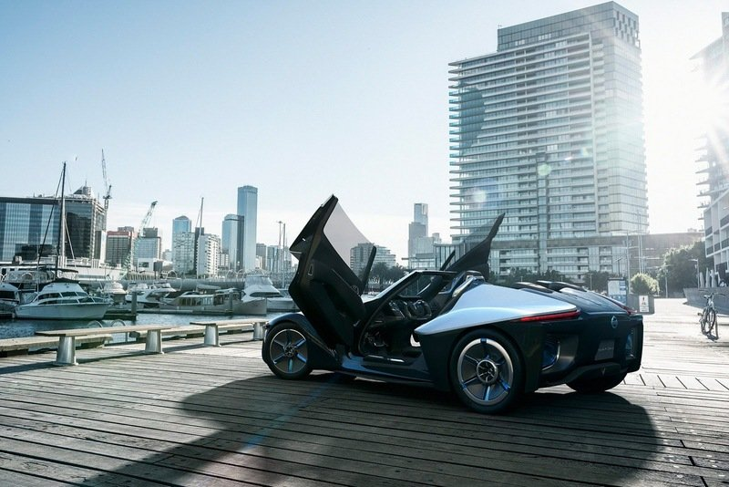 2013 Nissan Bladeglider Concept High Resolution Exterior - image 531725