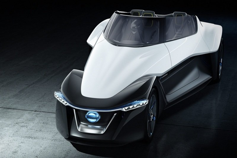 2013 Nissan Bladeglider Concept High Resolution Exterior - image 531726