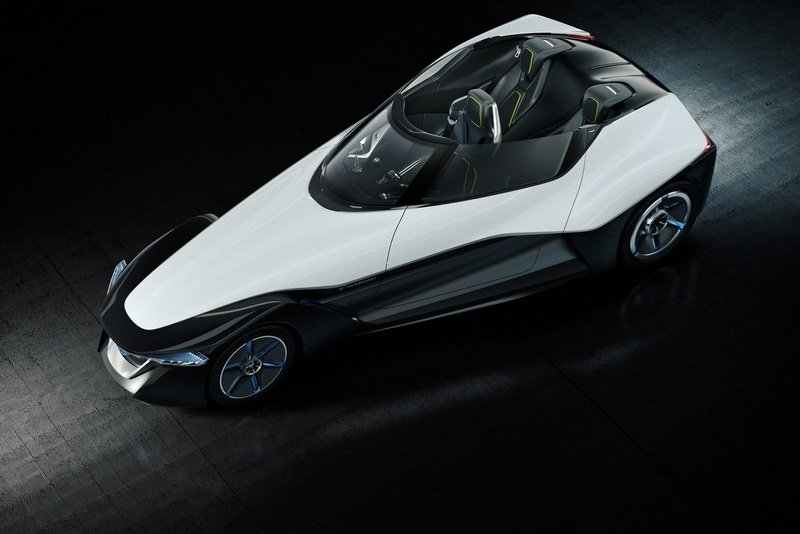 2013 Nissan Bladeglider Concept High Resolution Exterior - image 531727