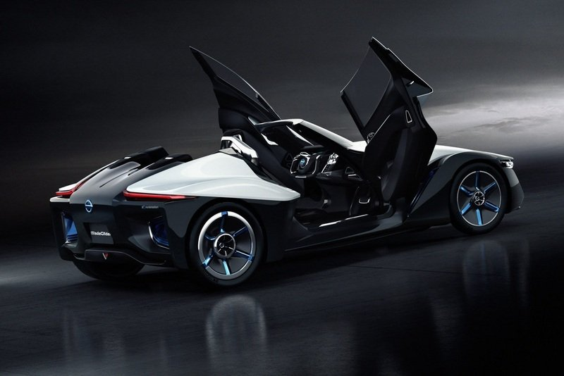 2013 Nissan Bladeglider Concept High Resolution Exterior - image 531728