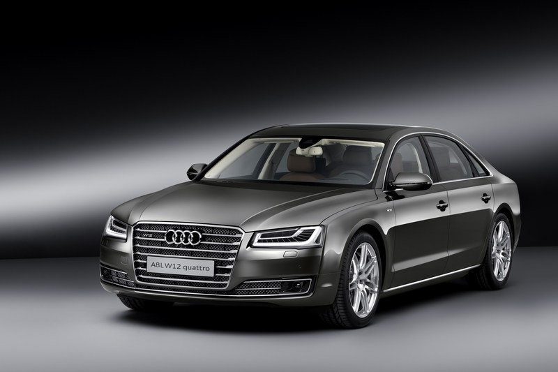 2014 Audi A8 Exclusive Concept High Resolution Exterior Wallpaper quality - image 532725