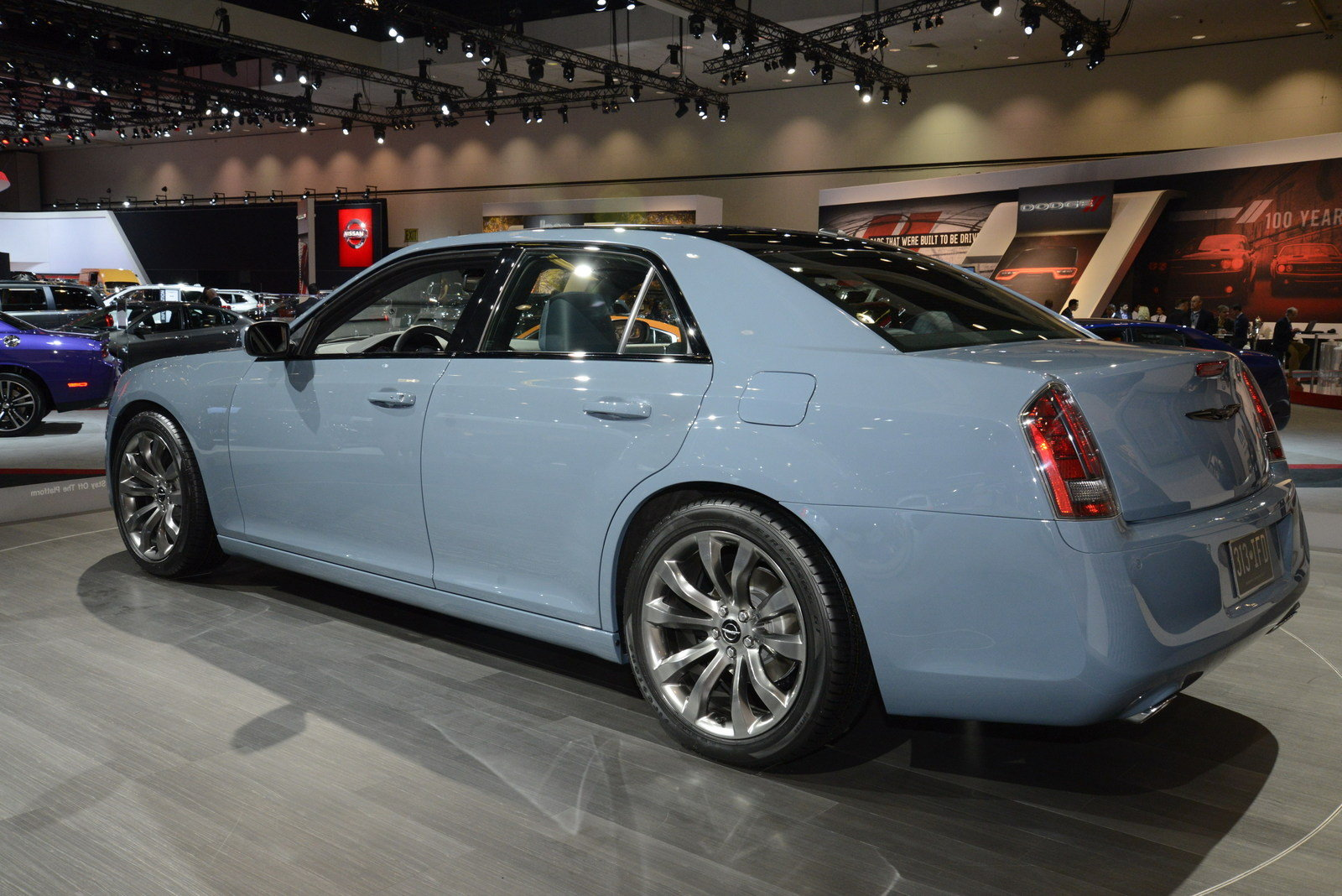 2014 chrysler 300s picture 533517 car review top speed. Black Bedroom Furniture Sets. Home Design Ideas