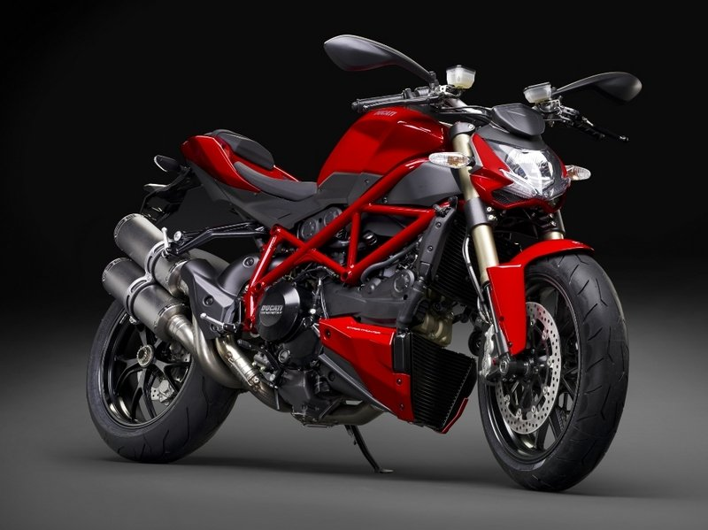 2014 - 2015 Ducati Streetfighter 848 High Resolution Exterior - image 531823